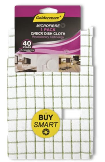 Micro Fibre Dishcloth