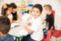 Preschool Children Learning - Lake Country Childcare