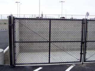 Trash Enclosure Gate
