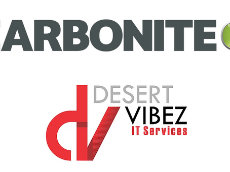 Desert Vibez IT Services - Partners with Backup Solutions Provider Carbonite