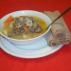 Beg Kilil (Lamb chops) (የበግ ቅቅል)