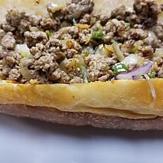 Kitfo Dulet Sandwich