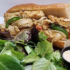 Abyssinia Chicken Sandwich