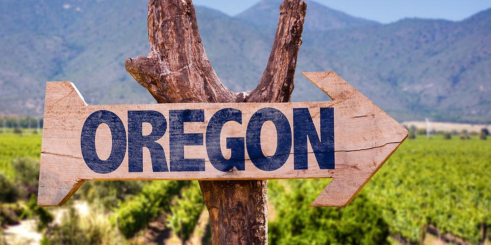 3rd Annual Taste of Oregon
