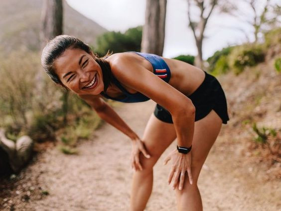 Exercising for a longer and happier life