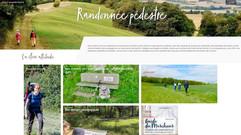 La randonnée pédestre dans le Gers : 270 circuits en ligne sur www.tourisme-gers.com !