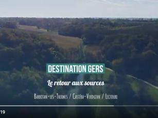 Une collection de clips sur les eaux thermales du Gers à découvrir et à partager !