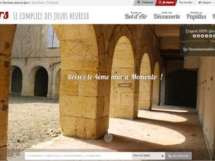 Home page de la Destination : le plus pour l'évènementiel gersois