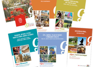 Le CDT Destination Gers lance la mise à jour de ses supports de promotion papier 2018