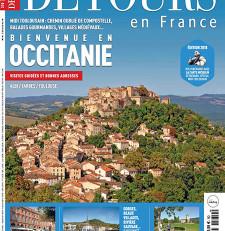 8 pages dédiées au Gers dans Détours en France !