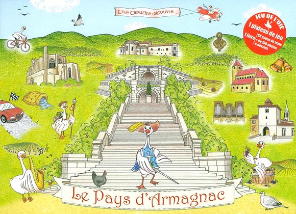 L'oie Capucine découvre Le Pays d'Armagnac