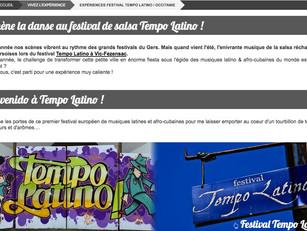 Vivez l'expérience... Tempo Latino !