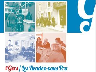 Se former, s'informer, être plus performants : les Rendez-vous Pro 2019 #Gers !