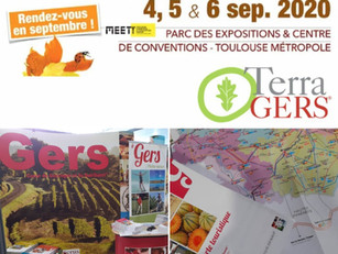 Terra Gers® séduit au Salon Vivre Nature de Toulouse