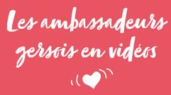 Une nouvelle série de vidéos d'ambassadeurs gersois à découvrir bientôt