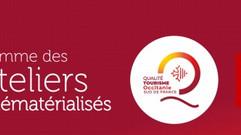 Qualité Tourisme Occitanie : les ateliers se poursuivent !