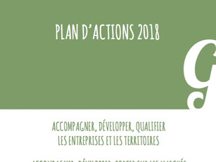 Le Plan d'actions 2018 du Tourisme du Gers en ligne !
