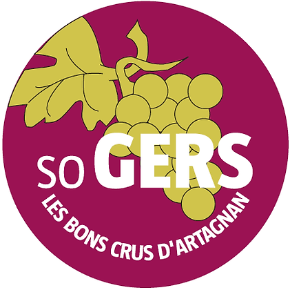 "Sticker SO GERS ""Les Bons Crus"" - INDISPONIBLE"