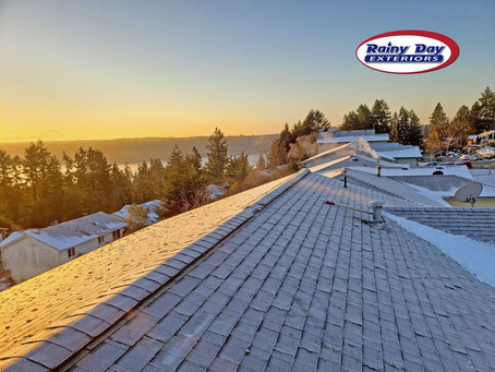 Winterizing Your Roof – A Checklist