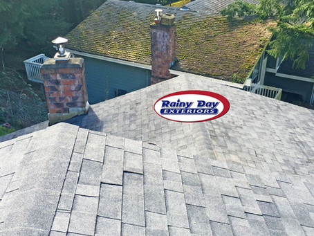 Summer Roof Maintenance on the Kitsap Peninsula