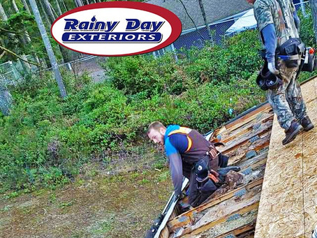 The Rainy Day Approach to Emergency Roof Repairs