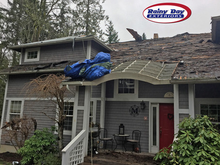 After a Storm – Roof Tips to Keep you Dry