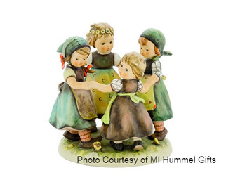 Valuable Hummel Figurines