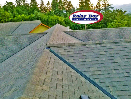 Tip Tuesday – Never Power Wash your Roof