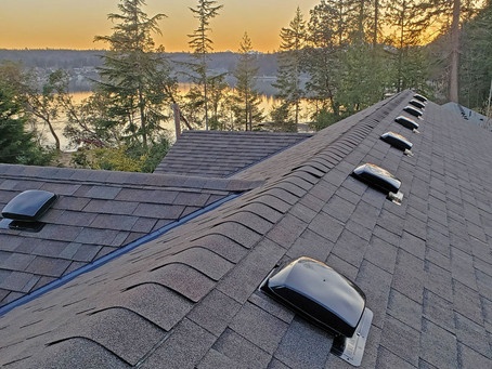 Using your Existing Roof to Minimize your Carbon Footprint