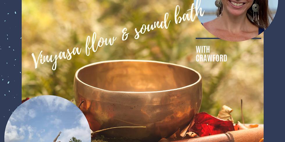 Vinyasa Flow with Sound Bath