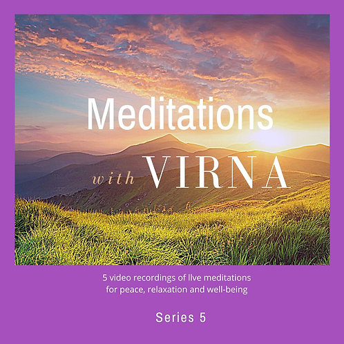 Guided Meditations Series 5