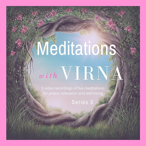 Guided Meditations Series 3