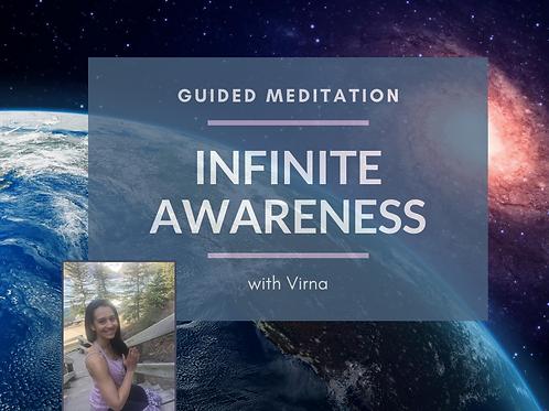 Infinite Awareness Meditation - Audio