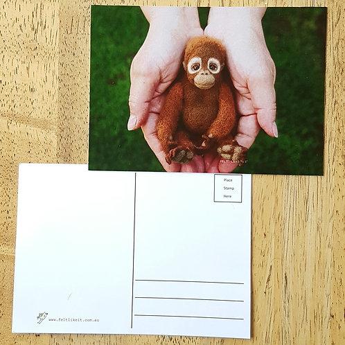 Lenny Postcard