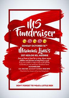 MS Fundraiser 2017