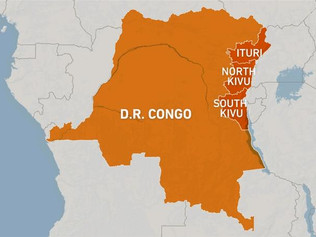 UN: 1,300 civilians killed in DRC violence, half a million flee