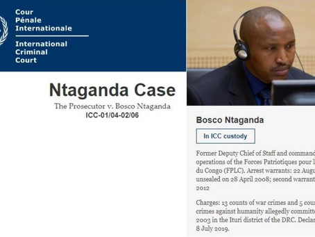 Antiquities Coalition, Genocide Watch, and Blue Shield to submit Amicus brief in ICC Ntaganda appeal