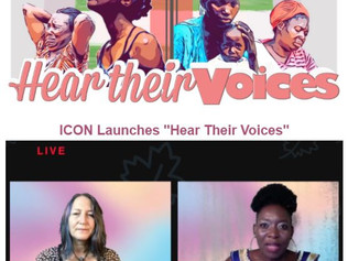 "ICON Launches ""Hear Their Voices"" & data report ""Nigeria's Silent Slaughter:"