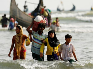 Myanmar submits first report on Rohingya to UN's top court