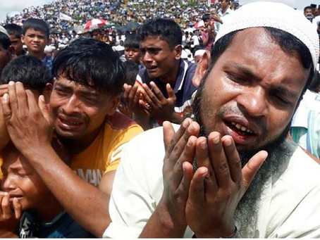 Free Rohingya Coalition - Genocide and Justice: a worldwide Rohingya genocide commemoration