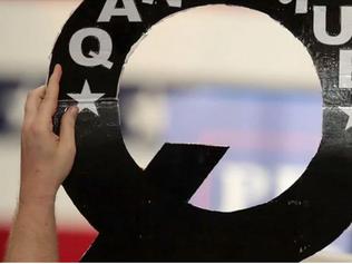 QAnon is a Nazi Cult, Rebranded