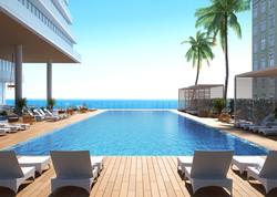 Pool Deck Rendering