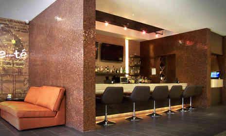 Te Con Te Bar Area Design