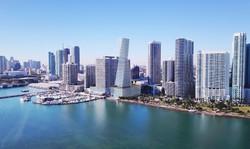 High Rise Condo Tower in Miami FL