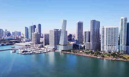 Luxury High Rise Condo Miami