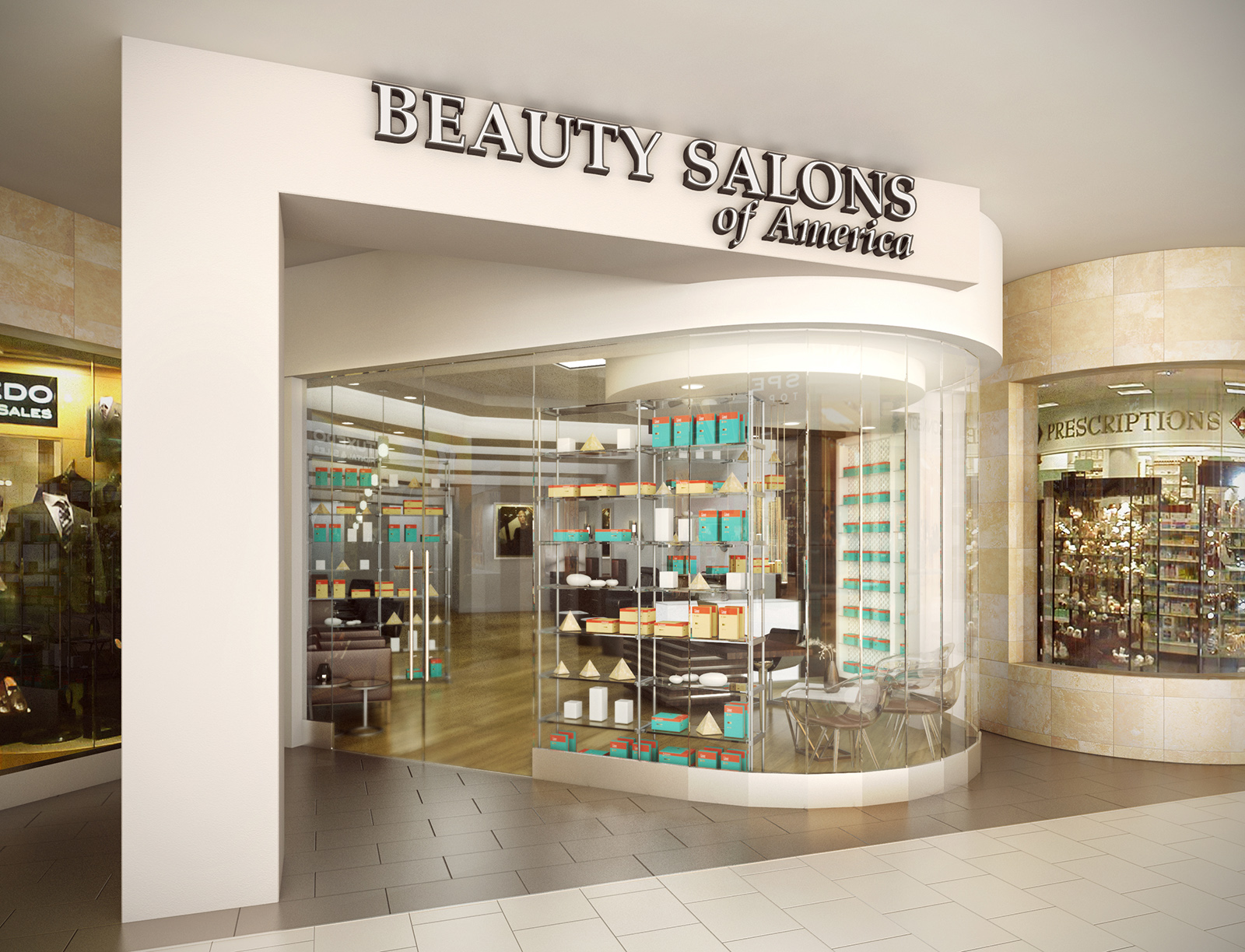 Beauty Salons of America
