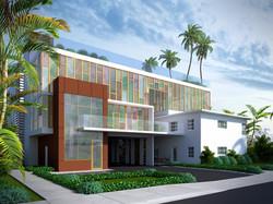 Miami Beach Hotel Expansion