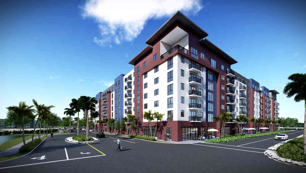 Orlando Transit Oriented Development