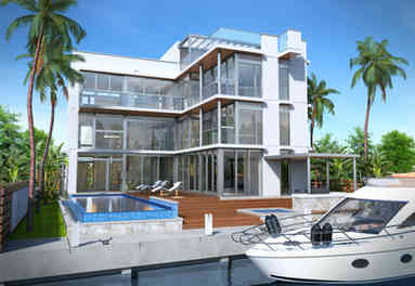 Waterfront Private Residence