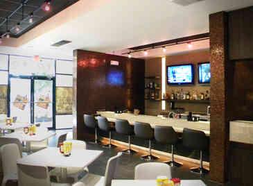 Te Con Te Restaurant Interiors